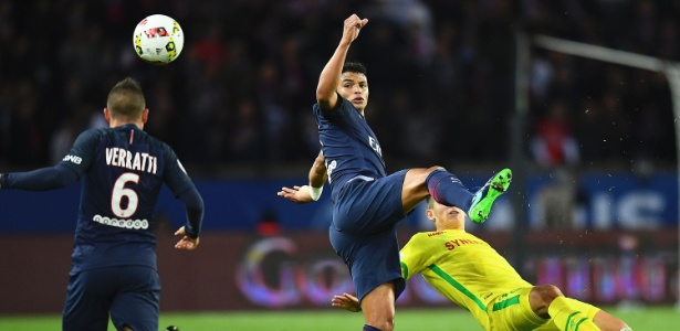 Thiago Silva interessa à Juventus - Franck Fife/AFP Photo