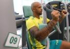 Palmeiras se reapresenta sem Guerra e Willian; Mina inicia preparação