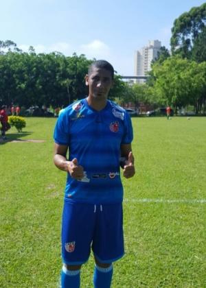 Acosta anotou um gol na vitória do Taboão