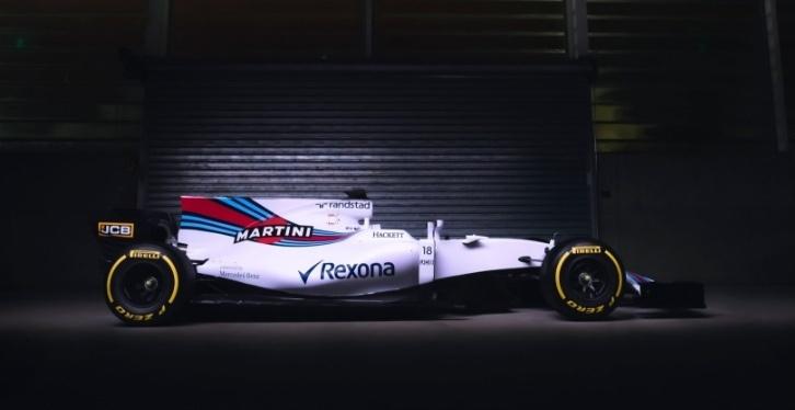 Novo carro de Felipe Massa para a temporada 2017