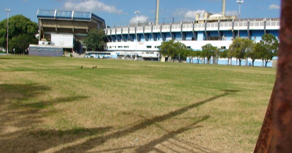 Campo suplementar do Estádio Olímpico