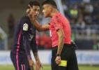 Luis Enrique elogia calma de Neymar no Barcelona: