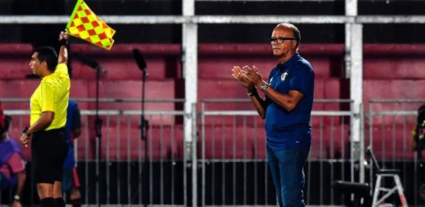 Jayme de Almeida já comandou o time principal do Flamengo - Apu Gomes/AFP