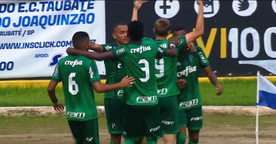 Copa SP | Palmeiras elimina o Vasco e vai às quartas de final