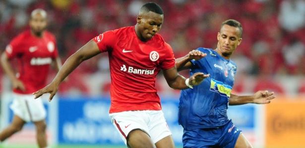 Brenner foi chamado para seleção brasileira Sub-20 e é nova aposta do Internacional