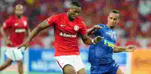 Brenner é nova aposta no ataque do Inter e deve receber mais chances - Ricardo Duarte/Inter - Ricardo Duarte/Inter