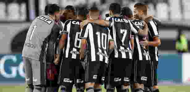 Botafogo terá duas partidas eliminatórias nos próximos dias e liga sinal de alerta contra novo drama - Vitor Silva/SSPress/Botafogo