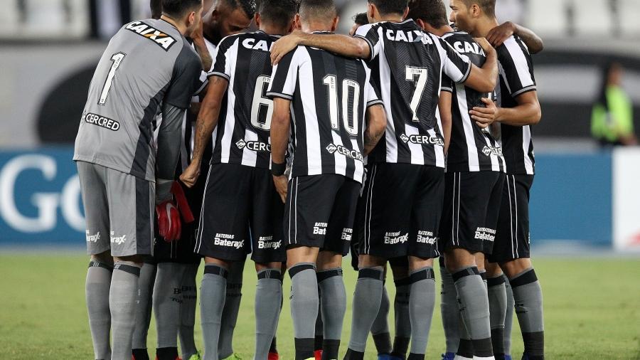 Botafogo pagou dezembro, mas jogadores ainda estão com mês de janeiro em atraso - Vitor Silva/SSPress/Botafogo