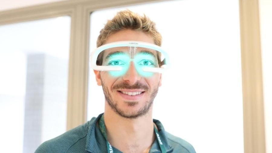Brasil vai usar óculos que ajudam no despertar dos atletas em Tóquio-2020 - Divulgação/COB