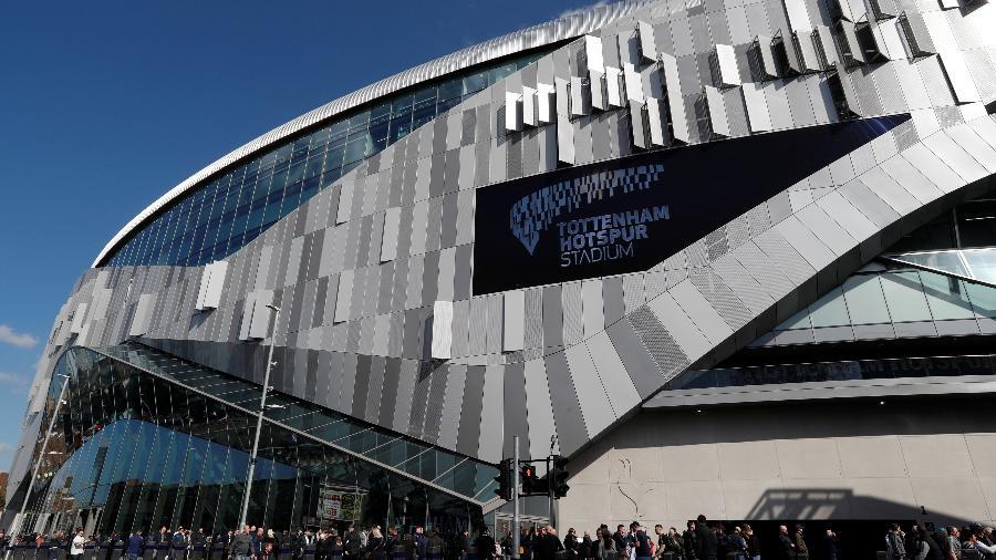 Inauguração de estádio do Tottenham foi em partida contra o Southampton na categoria sub-18 - Paul Childs/Action Images via Reuters