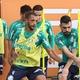 Palmeiras treina sem Dudu e Angulo e faz trabalho técnico na Academia