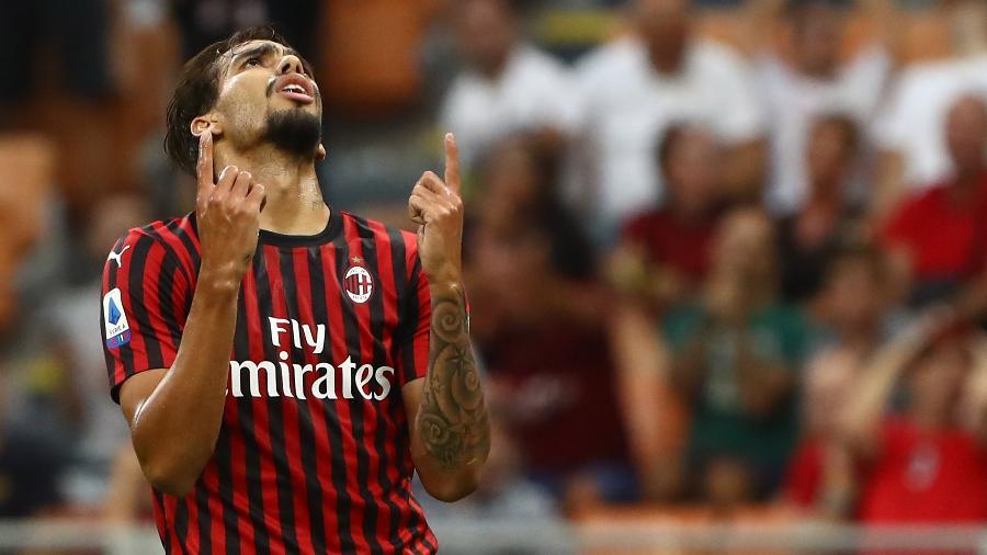 Lucas Paquetá vai permanecer atuando no Milan e não se vê voltando ao Brasil - MArco Luzzani/Getty Images