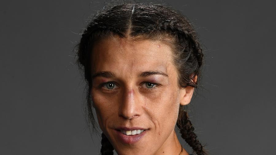 Joanna Jedrzejczyk, ex-campeã do peso-palha feminino do UFC - Mike Roach/Zuffa LLC via Getty Images