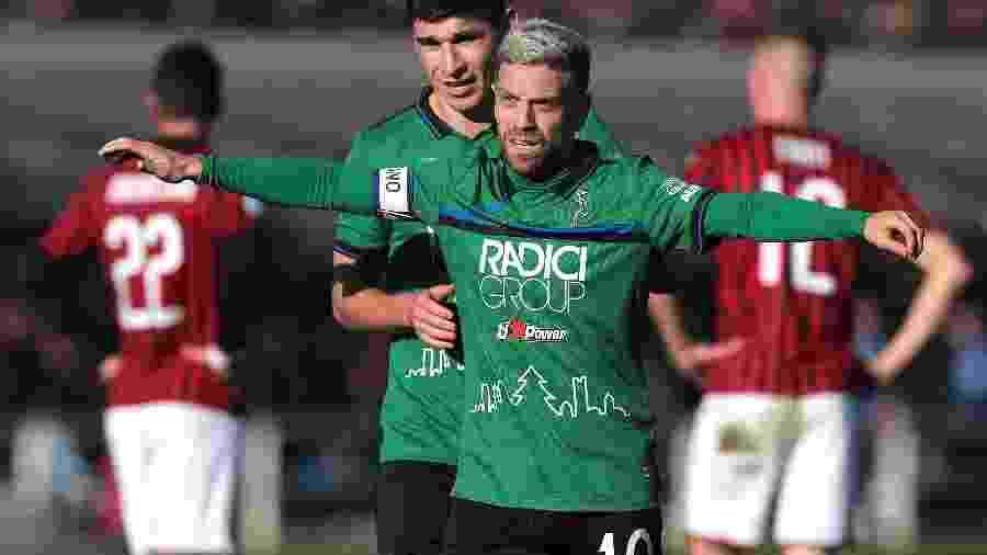 Time de Bérgamo marcou um gol no primeiro tempo e quatro no segundo - Emilio Andreoli/Getty Images