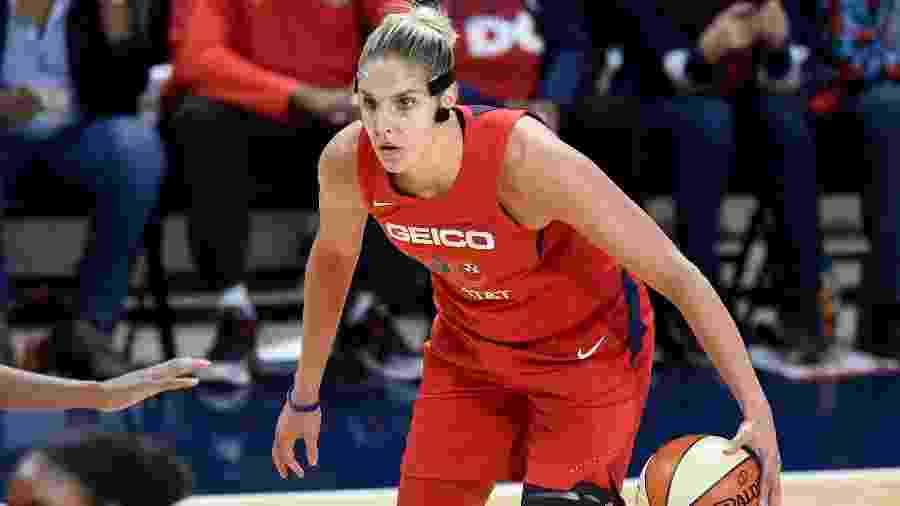 Elena Delle Donne, atleta da WNBA, tem a doença de Lyma - G Fiume/Getty Images