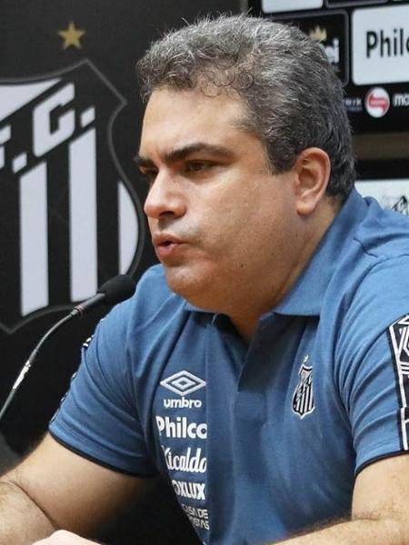Ex-presidente do Santos, Orlando Rollo - Ivan Storti/Santos FC