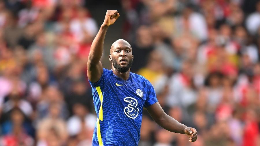 Atacante belga deixou a Inter de Milão e já vem brilhando com a camisa do Chelsea - Michael Regan/Getty Images