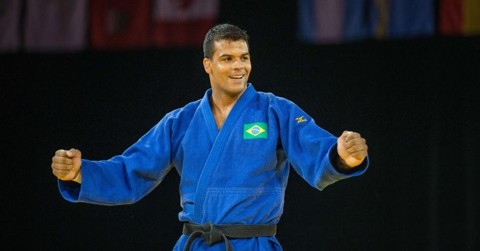 Luciano Correa, brasileiro do judô