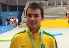 Calderano é ouro, e Brasil barra domínio