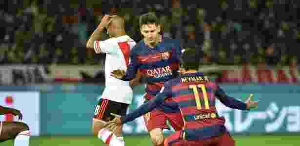 43f1fe212e Presidente do River lembra conversa com Messi e sonha com astro no clube