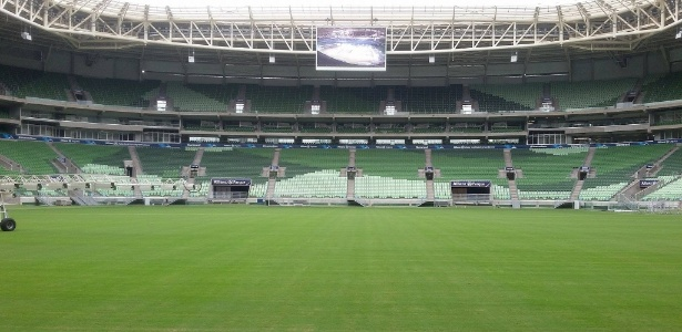 Palmeirense agora poderá conhecer o Allianz Parque ao lado de ídolos do clube