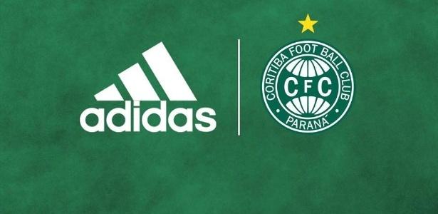 Coritiba faz suspense com nova camisa, agora da Adidas, nova fornecedora