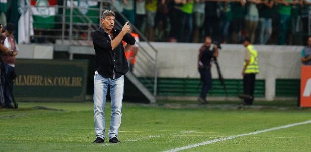 Renato Gaúcho está participando da montagem do Grêmio para 2017