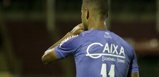 Atacante Alisson, do Cruzeiro