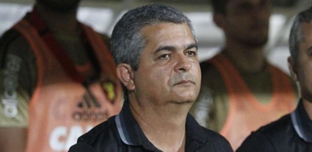 Ney Franco ficou apenas dois meses no comando do rubro-negro pernambucano