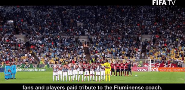 Fifa TV/Reprodução