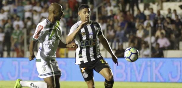 Santos fecha contratação de atacante que deu trabalho ao time na ... 3a9488870256a