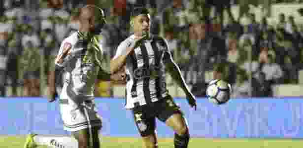 Santos e Luverdense se enfrentaram pelas oitavas de final da Copa do Brasil - EUCLIDES OLTRAMARI JR /FUTURA PRESS/FUTURA PRESS/ESTADÃO CONTEÚDO