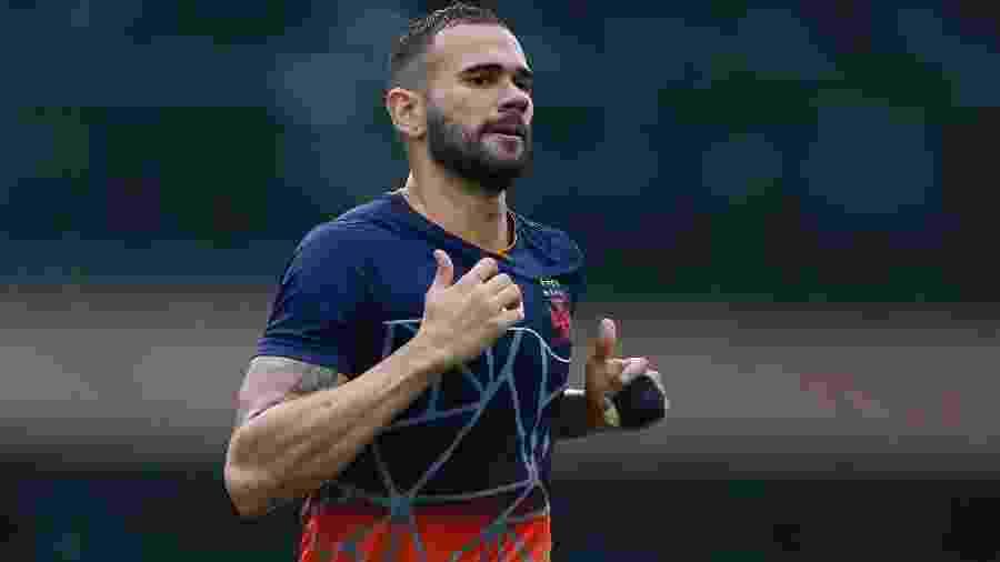 Leandro Castan mandou mensagem de apoio para jogadora do Atlético de Madri - Rafael Ribeiro / Flickr do Vasco
