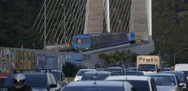 Promessa de melhorar radicalmente o transporte público do RJ após Copa e da Olimpíada não foi cumprida