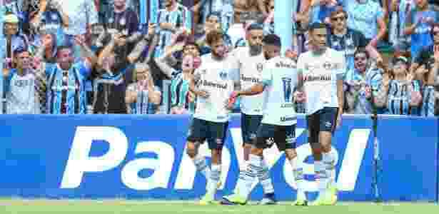 c488057116 Reservas correspondem e Grêmio goleia Novo Hamburgo em estreia no Gauchão