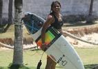 Campeã de surfe morre em praia de Fortaleza após ser atingida por raio - Reprodução/Instagram