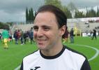 Felipe Massa e outros pilotos empatam no futebol com Totti e lendas da Roma - divulgação/Mass Media
