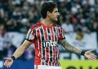 """Xingado desde o aquecimento, Pato """"some"""" em reencontro com o Corinthians - Marcello Zambrana/AGIF"""
