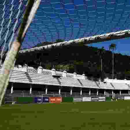 Estádio das Laranjeiras, sede do Fluminense - Mailson Santana/ FFC