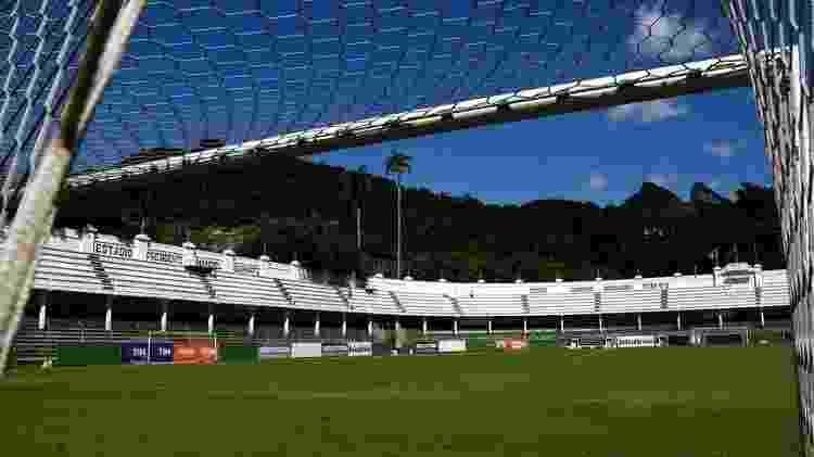 Verbas incentivadas foram publicadas em Diário Oficial, e Fluminense revitalizará Laranjeiras - Mailson Santana/ FFC - Mailson Santana/ FFC