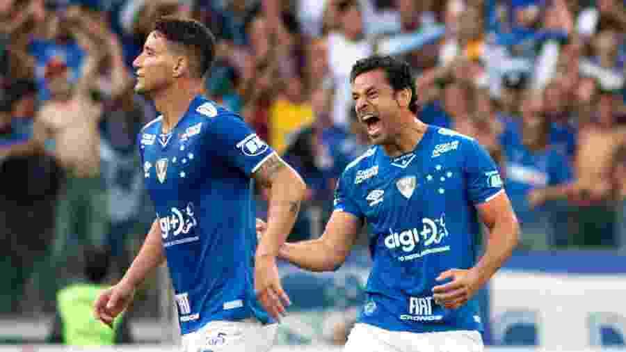 Fred desencantou contra o Santos, mas iniciou novo jejum de gols com a bola rolando e hoje está em baixa - FERNANDO MORENO/FUTURA PRESS/ESTADÃO CONTEÚDO