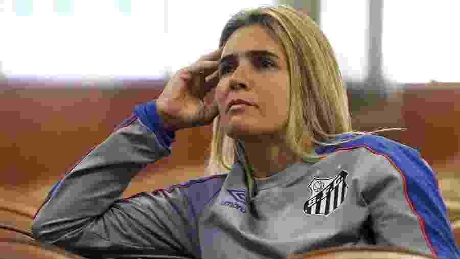 Emily Lima não terá o contrato renovado pelo Santos - Pedro Ernesto Guerra Azevedo/Santos FC