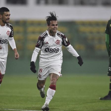 Michael vibra após marcar seu gol - Staff Images/Conmebol