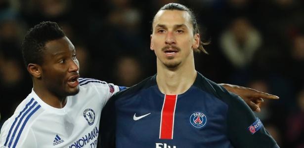 Ibrahimovic só tem contrato com PSG até o fim da temporada