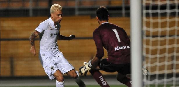 Lucas Lima tem sido fundamental no Santos