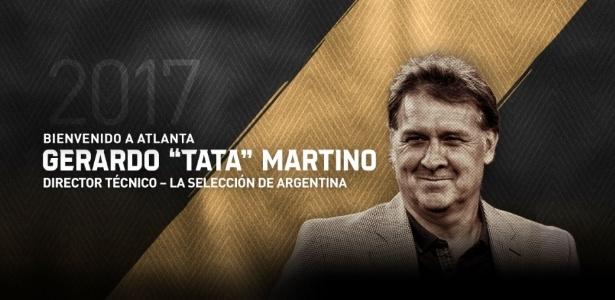 Tata Martino é anunciado como treinador de time estreante da MLS