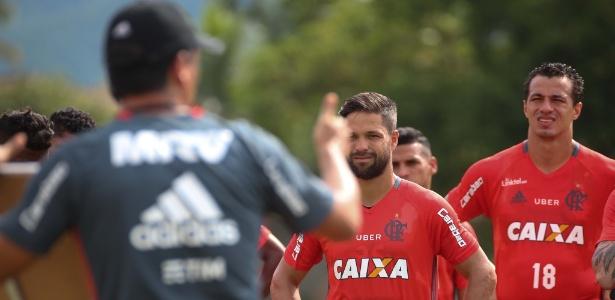Zé Ricardo prepara o Flamengo para o primeiro amistoso da temporada
