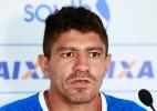 """Jogador do Bahia rebate paranista após provocações: """"quer aparecer"""" - Felipe Oliveira / EC Bahia"""