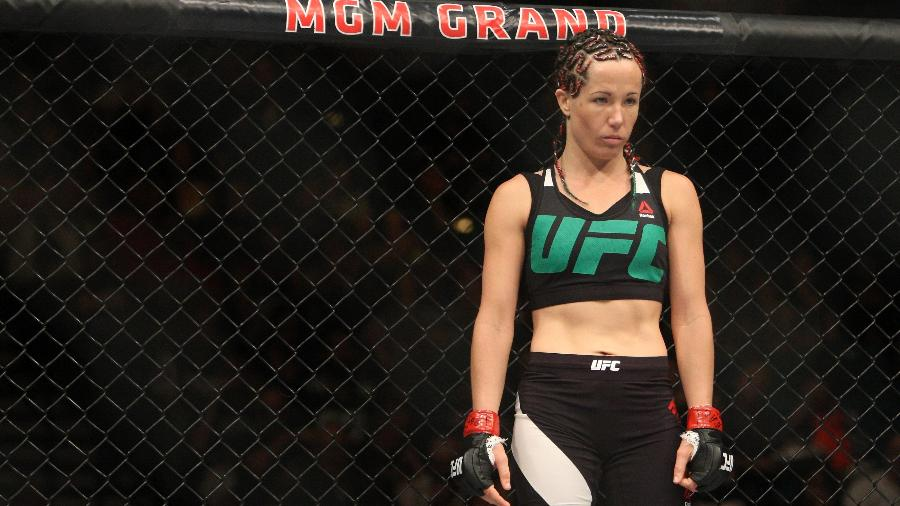 Angela Magana, lutadora do UFC - Mitch Viquez/Zuffa LLC/Zuffa LLC via Getty Images