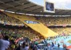 Brasil encara calor de 41º C e clima de final de Copa na Colômbia - Pedro Ivo Almeida/UOL